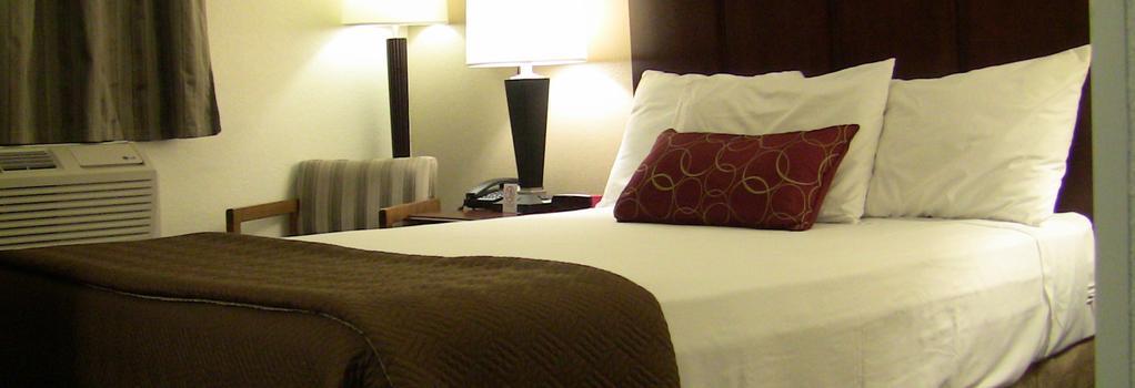 Super 8 Harlingen TX - Harlingen - Bedroom