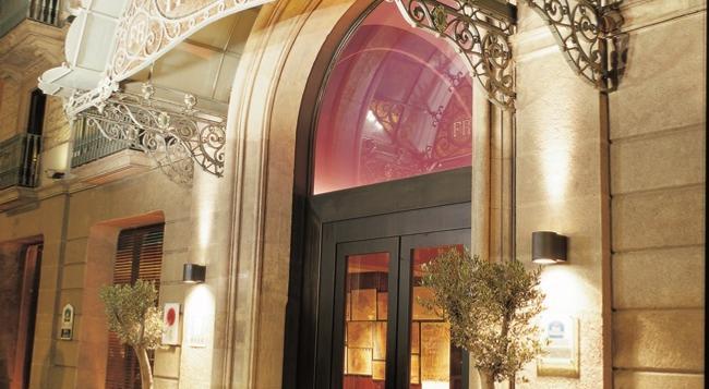 Hotel Regina - Barcelona - Building