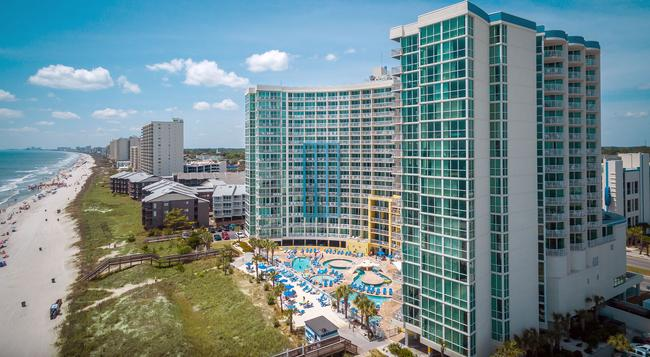 Avista Resort - North Myrtle Beach - Building