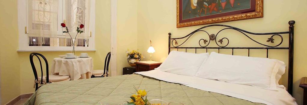 Maior - Rome - Bedroom