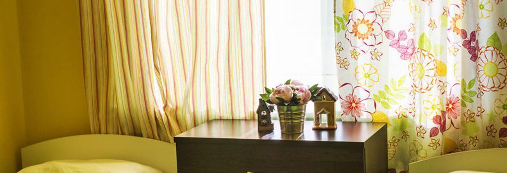 Guest House Tverskaya - Moscow - Bedroom