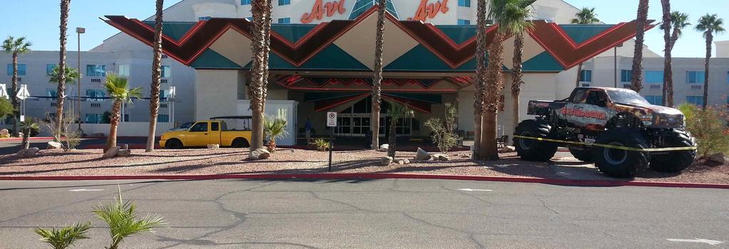 Avi Resort & Casino - Laughlin - Building