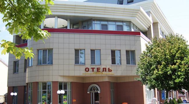 Omega Hotel - Astrakhan - Building