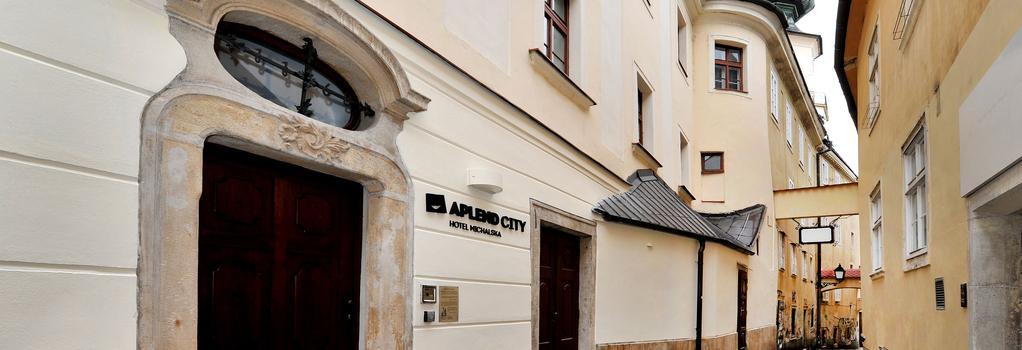 Aplend City Hotel Michalska - Bratislava - Building