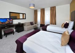 Aplend City Hotel Perugia - Bratislava - Bedroom
