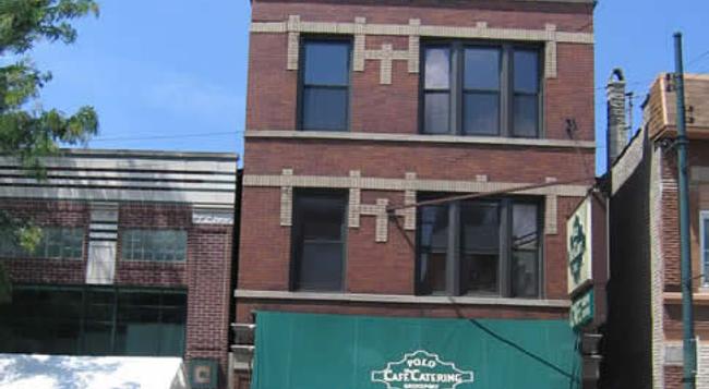 Bridgeport Bed & Breakfast - Chicago - Building