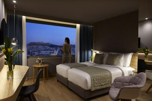 Wyndham Grand Athens - Athens - Bedroom