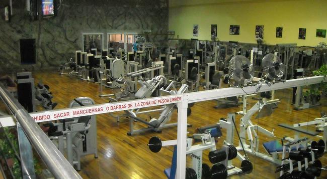 Hotel Nuevo Triunfo - Barcelona - Gym