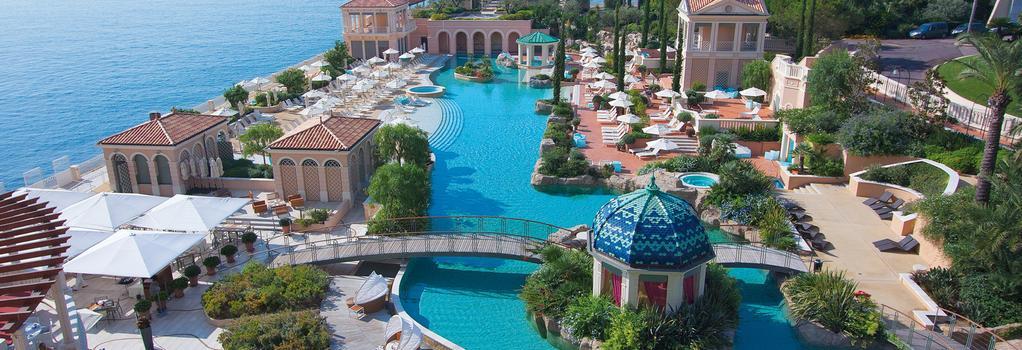Monte Carlo Bay Hotel & Resort - Monaco - Outdoor view