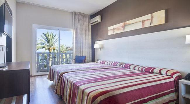 Best Siroco - Malaga - Bedroom