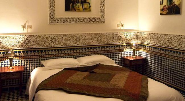 Riad La Cle de Fes - Fez - Bedroom