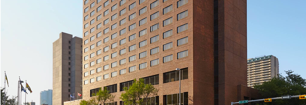 Delta Hotels by Marriott Calgary Downtown - Calgary - Building