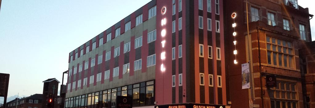 Gilson Hotel - Hull - Building