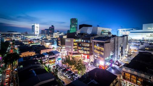 Novotel Bangkok on Siam Square - Bangkok - Outdoor view