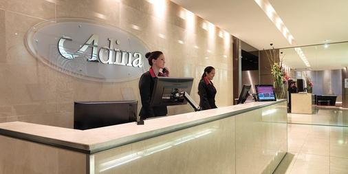 Adina Apartment Hotel Sydney Town Hall - Sydney - Front desk