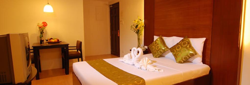 ACL Suites - Quezon City - Bedroom