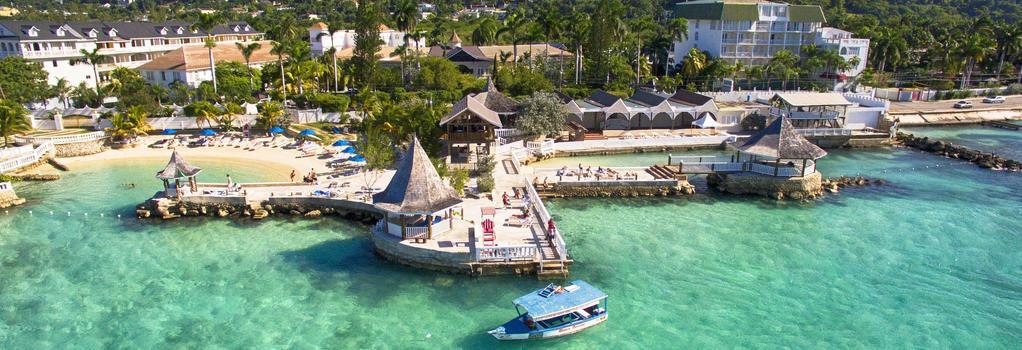 Seagarden Beach Resort - Montego Bay - Beach