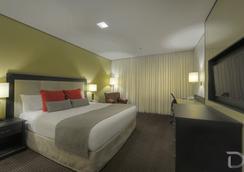 Hotel Deville Prime Porto Alegre - Porto Alegre - Bedroom