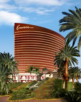 Encore at Wynn Las Vegas - Las Vegas - Outdoor view