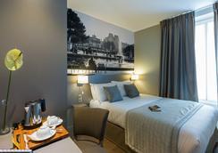 Midnight Hôtel Paris - Paris - Bedroom