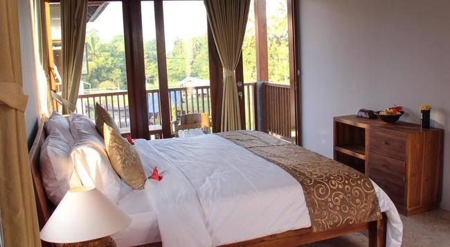 Villa Kemuning - Tegalalang - Bedroom