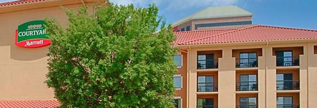 Courtyard Fort Worth I-30 West Near Naval Air Station-JRB - Fort Worth - Building