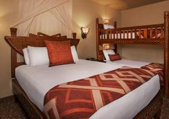 Disney's Animal Kingdom Lodge - Lake Buena Vista - Bedroom
