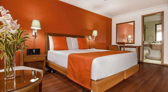 Hotel Egina Bogota - Bogotá - Bedroom