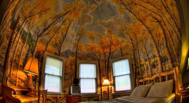 Queen Anne Bed And Breakfast - Denver - Bedroom