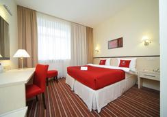 Green Park Hotel - Ekaterinburg - Bedroom