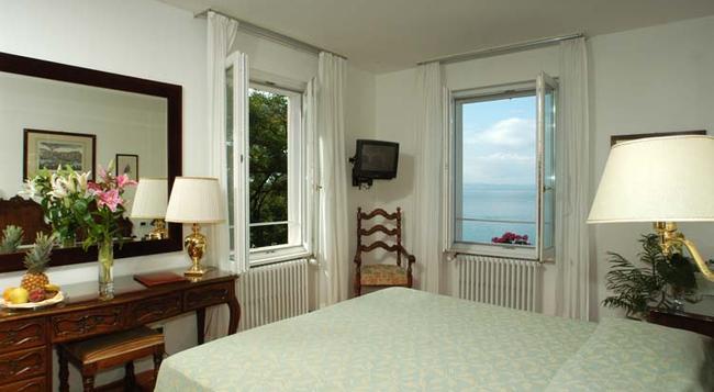 Hotel Riviera & Maximilians - Trieste - Bedroom