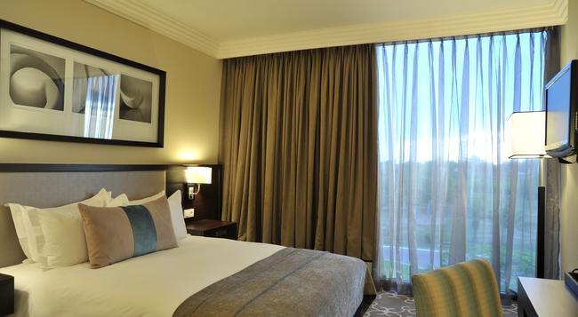 Hotel Pullman Lubumbashi Grand Karavia - Lubumbashi - Bedroom