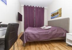 Hotell Linden - Östersund - Bedroom