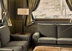 Hotel Alù - Bormio - Living room