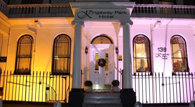 Kingsway Park Hotel - London - Building