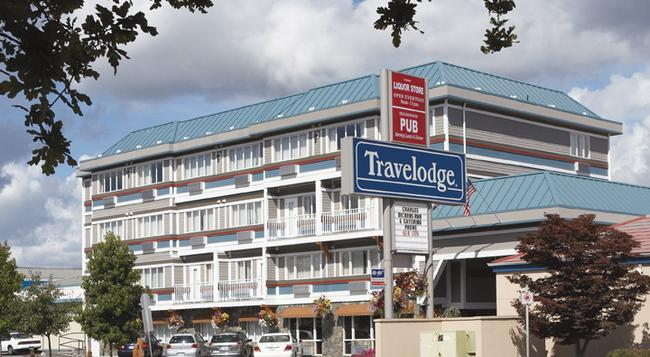Travelodge Victoria Airport - Sidney - Building