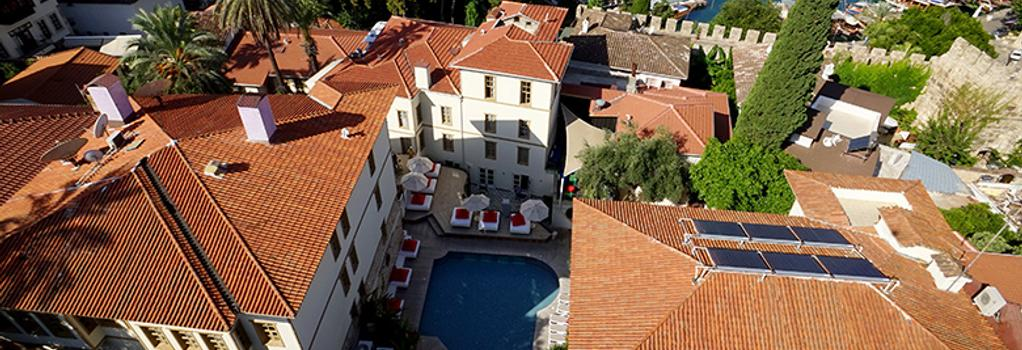 Puding Marina Residence - Antalya - Building