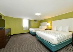 Mermaid Inn - Myrtle Beach - Bedroom