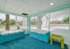 Mermaid Inn - Myrtle Beach - Lobby