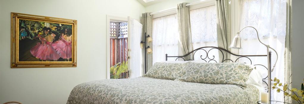 Cabernet House, An Old World Inn - Napa - Bedroom
