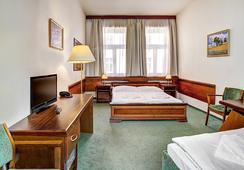 Three Crowns Hotel Prague - Prague - Bedroom