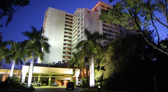 Fort Lauderdale Marriott North - Fort Lauderdale - Building