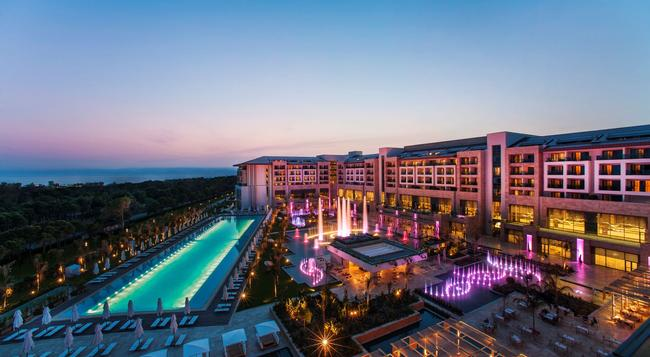 Regnum Carya Golf & Spa Resort - Belek - Building