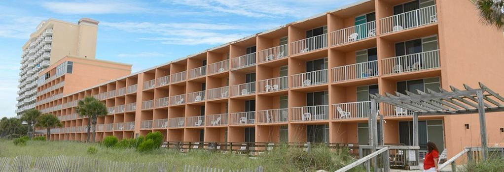 The Reef At Seahaven Beach Resorts - Panama City Beach - Building
