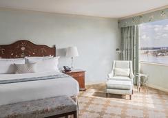 Windsor Court Hotel - New Orleans - Bedroom