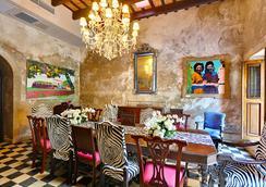 Villa Herencia Hotel - San Juan - Restaurant