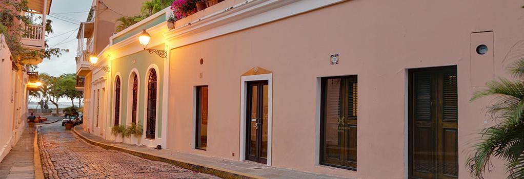 Villa Herencia Hotel - San Juan - Building