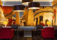 Crystal Gateway Marriott - Arlington - Lobby