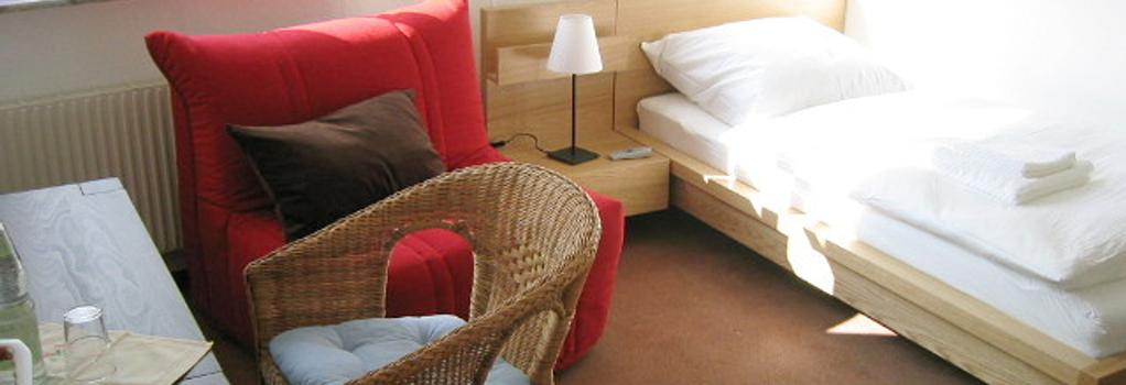 Pension am Helenenwall - Cologne - Bedroom