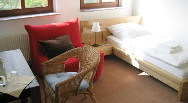 Pension am Helenenwall - Cologne - Bedroom